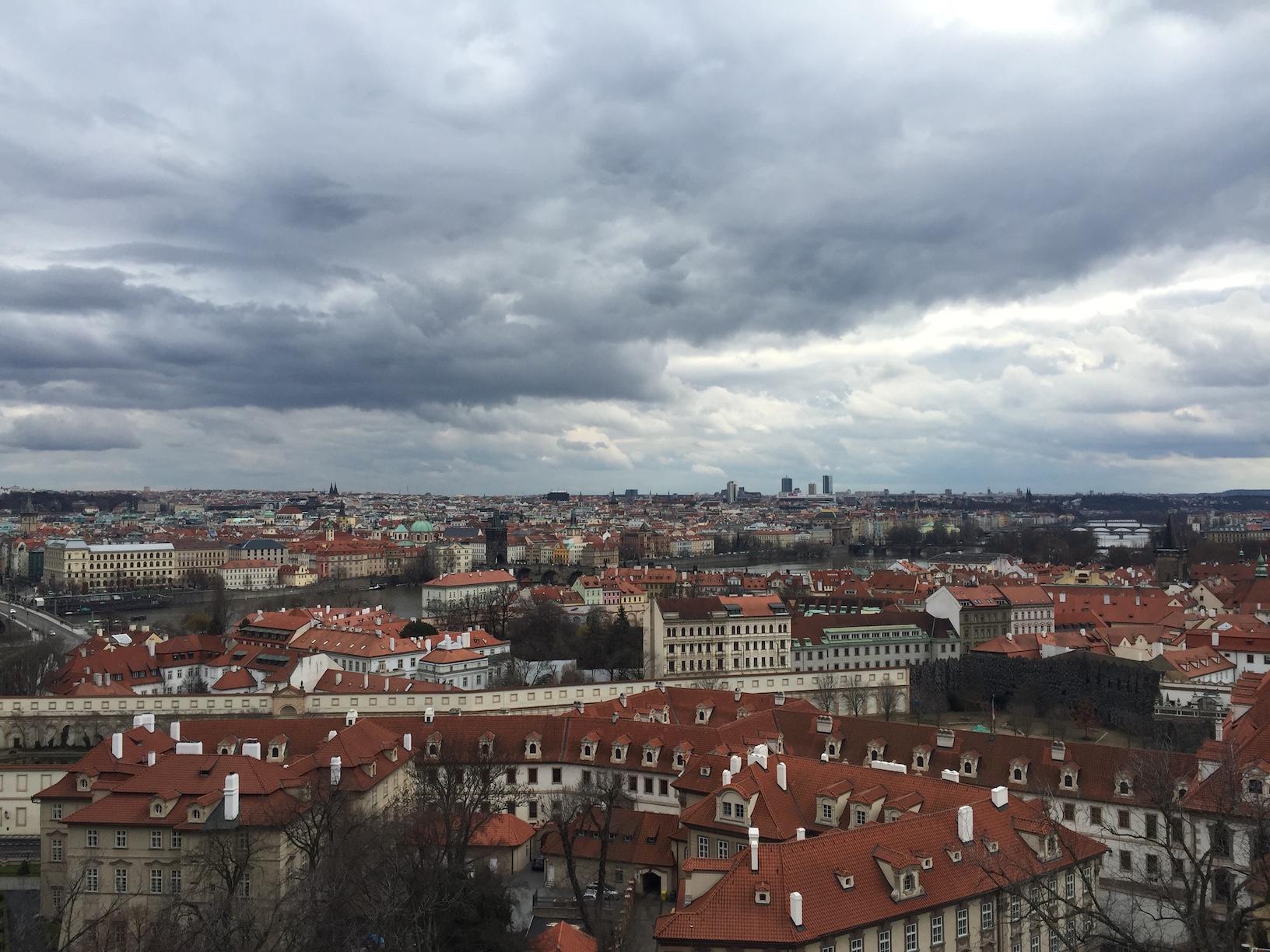 New office in Prague